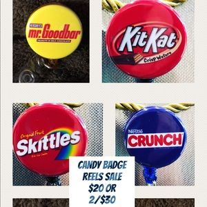Weekend Special candy 🍭 badge reels